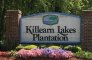 Killearn Lakes Plantation Neighborhood Entrance With Landscaping